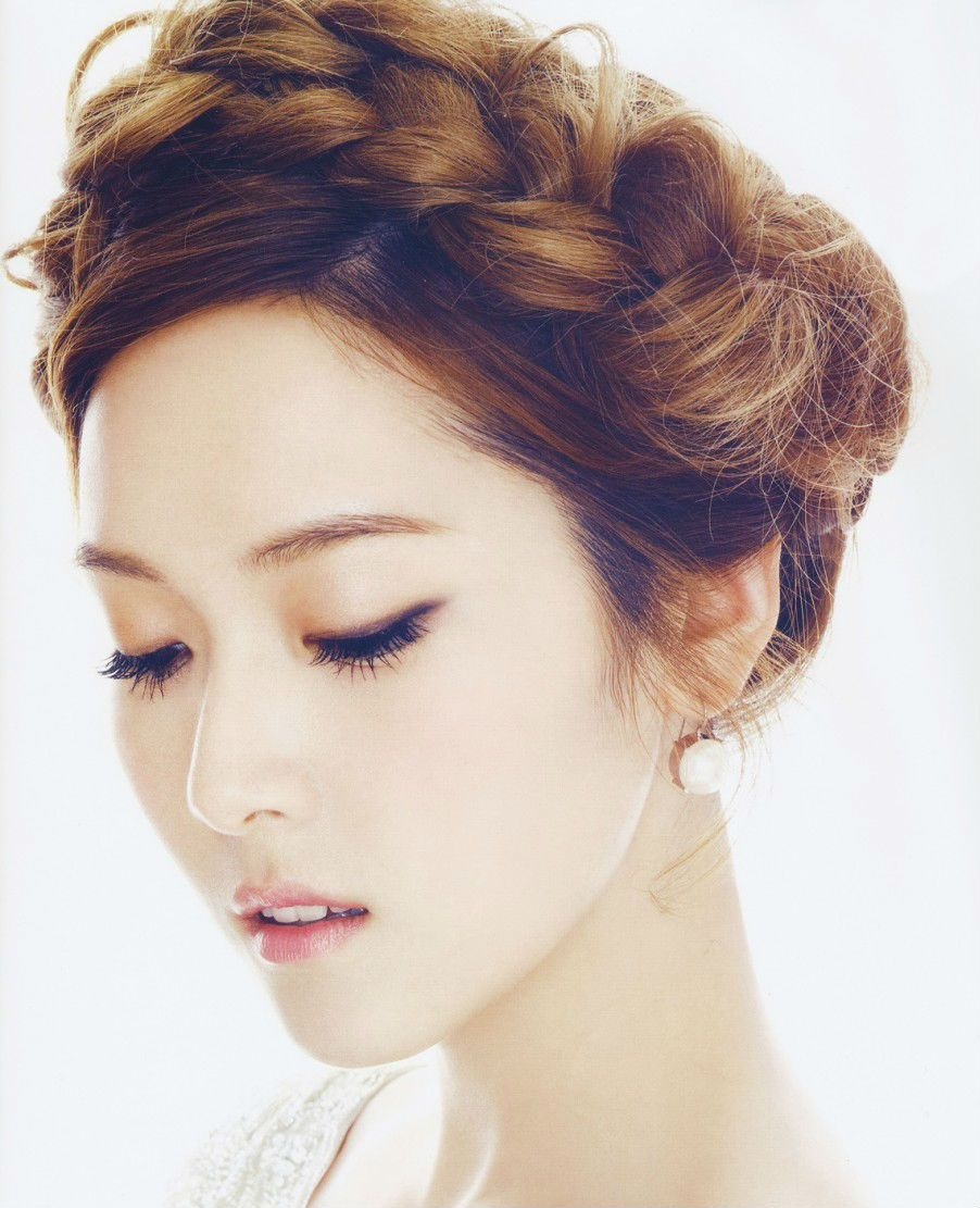 jessica updo | Bridal >> PRETTY HAIR | Pinterest | Ponytail, Updo ...