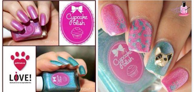 Cupcake Nail Polish - Special Collection