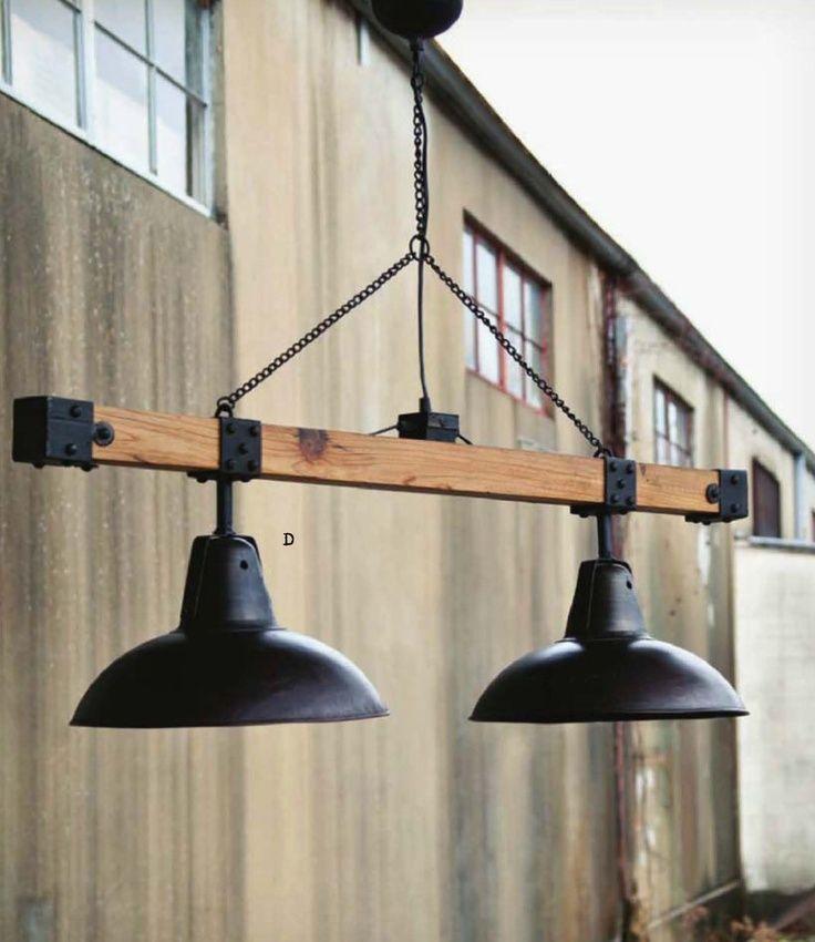 Farmhouse Dining Table Light