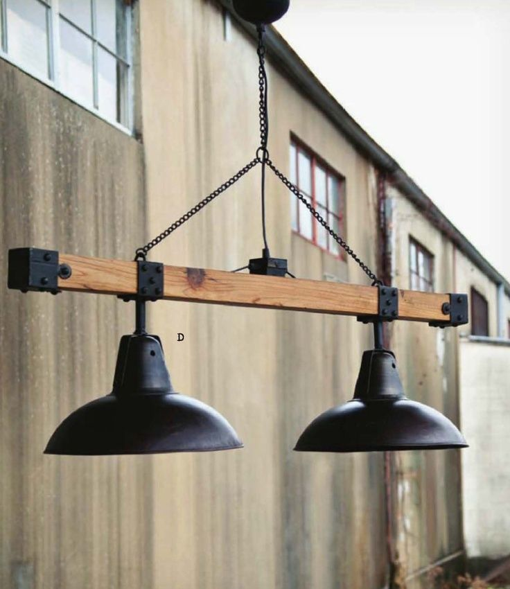 Farmhouse Kitchen Lighting Ideas: Farmhouse Dining Table Light