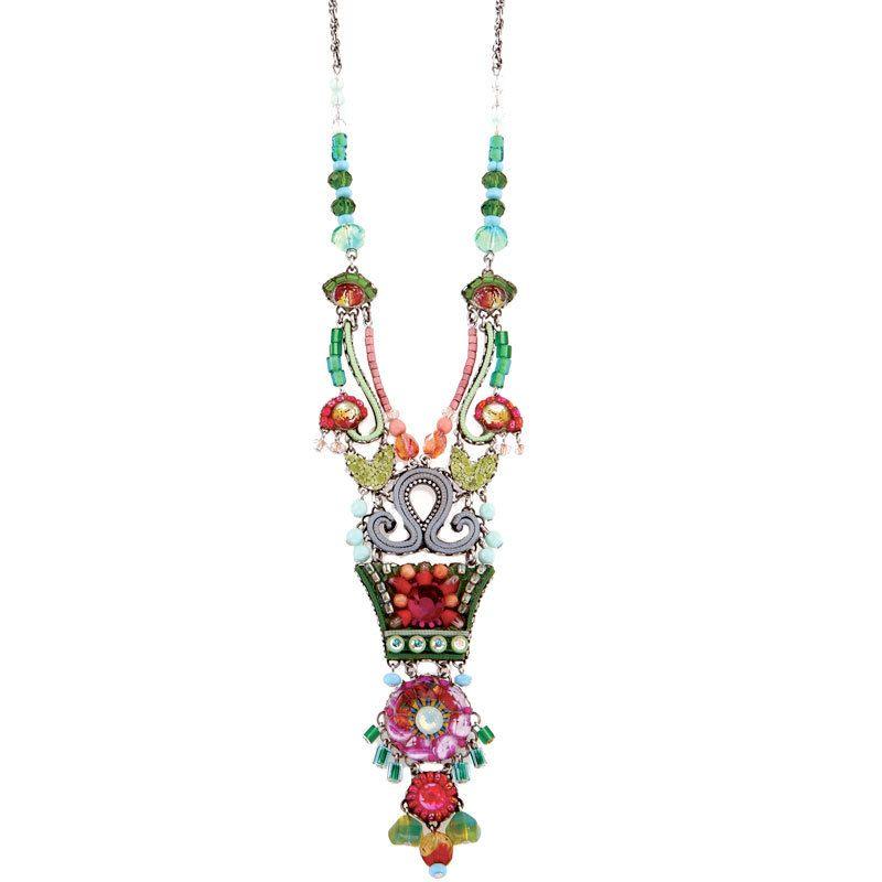 Ayala Bar Viridian Necklace Bar Jewelry Jewelry Inspiration Bar Necklace