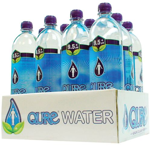 Qure Alkaline Water Review Overall Rating Is 10 10 Read On Alkaline Water Polar Bottle Detoxify Your Body