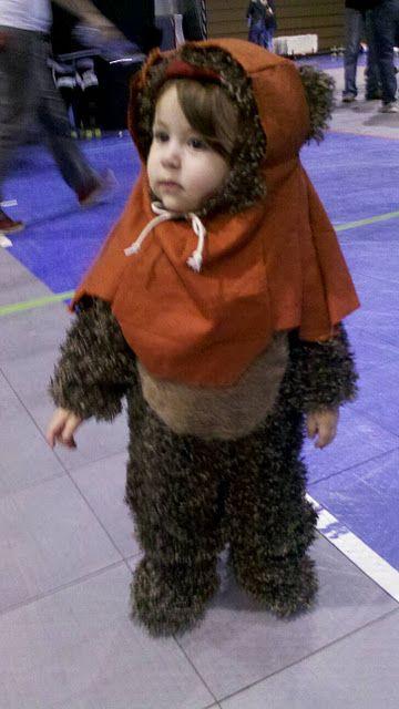 Ewok Costume For Kids My Nerd Sphere Ewok Costume Star