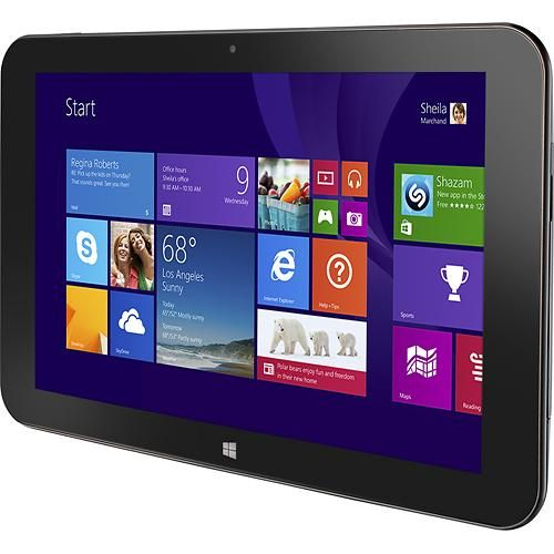 Windows 8 10 1 Tablet 32gb Gray Larger Front Tablet