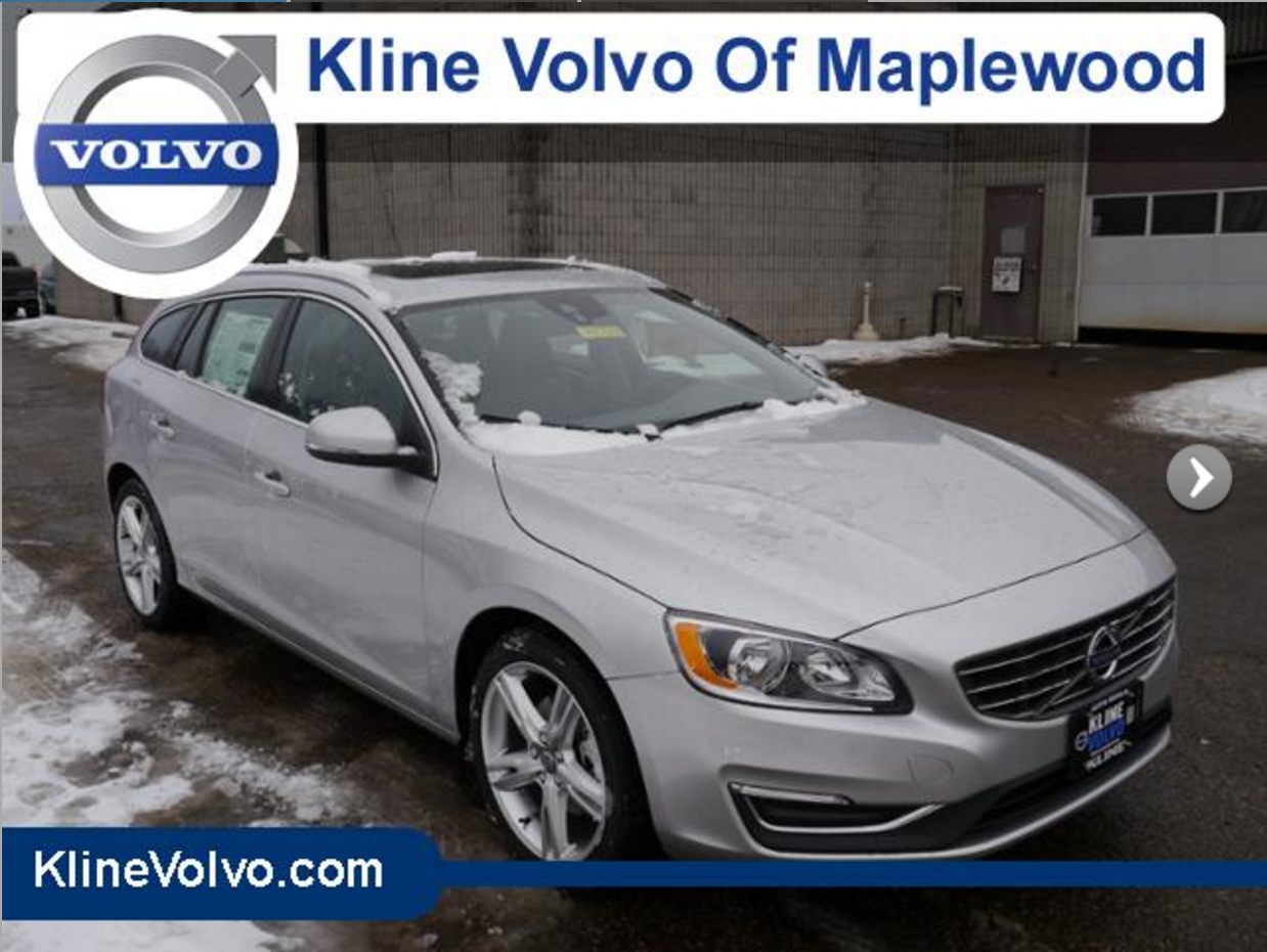 For Sale at Kline Volvo of Maplewood New 2016 Volvo V60
