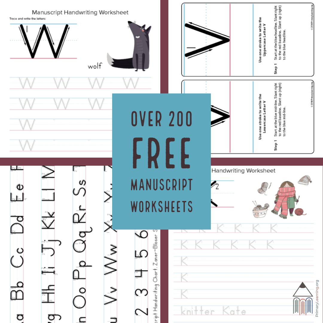 Over 200 Free M Cript Worksheets To Practice Perfect