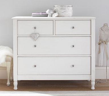 Best Juliette Dresser Weathered White In Home Delivery 400 x 300