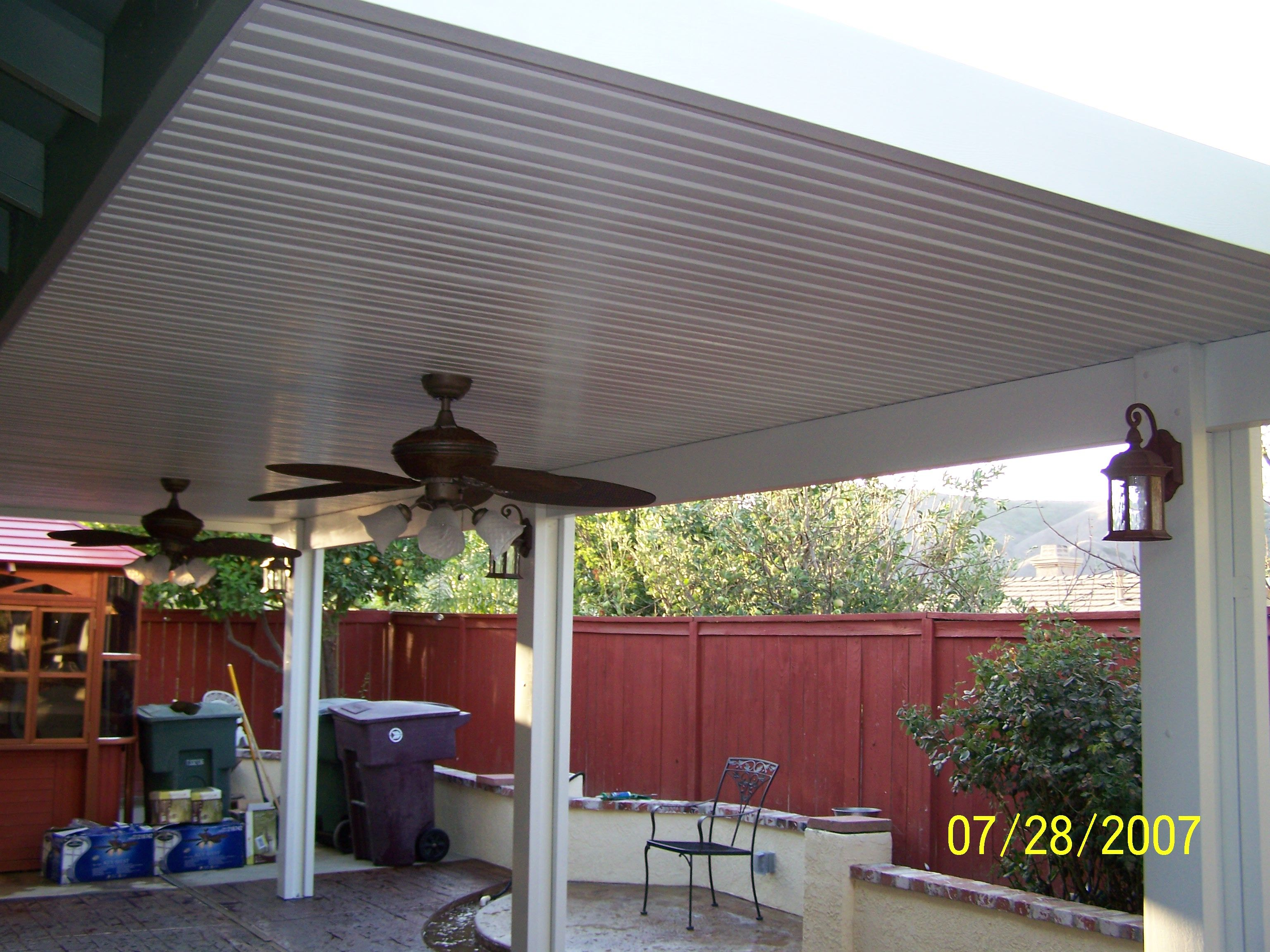 solid patio covers satisfied