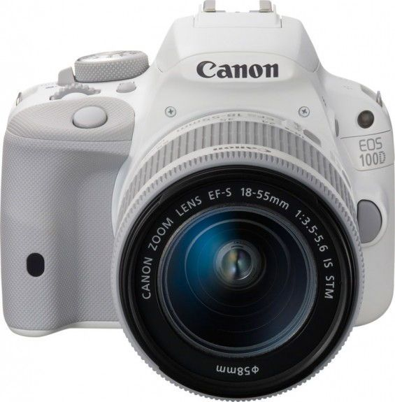 all white canon eos 100d announced for the uk canon eos. Black Bedroom Furniture Sets. Home Design Ideas