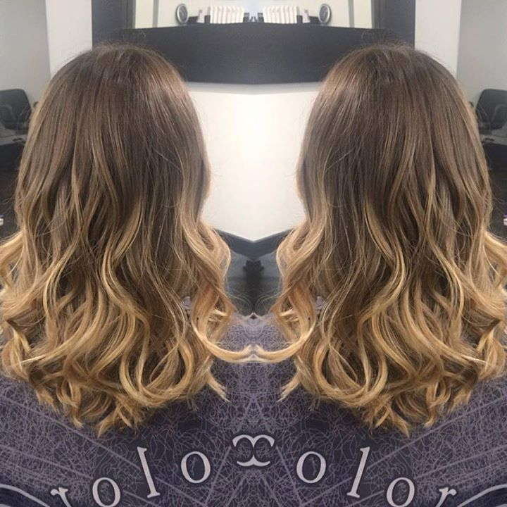 Get Gorgeous Ombre Hair At Loungevr See More Http Bit