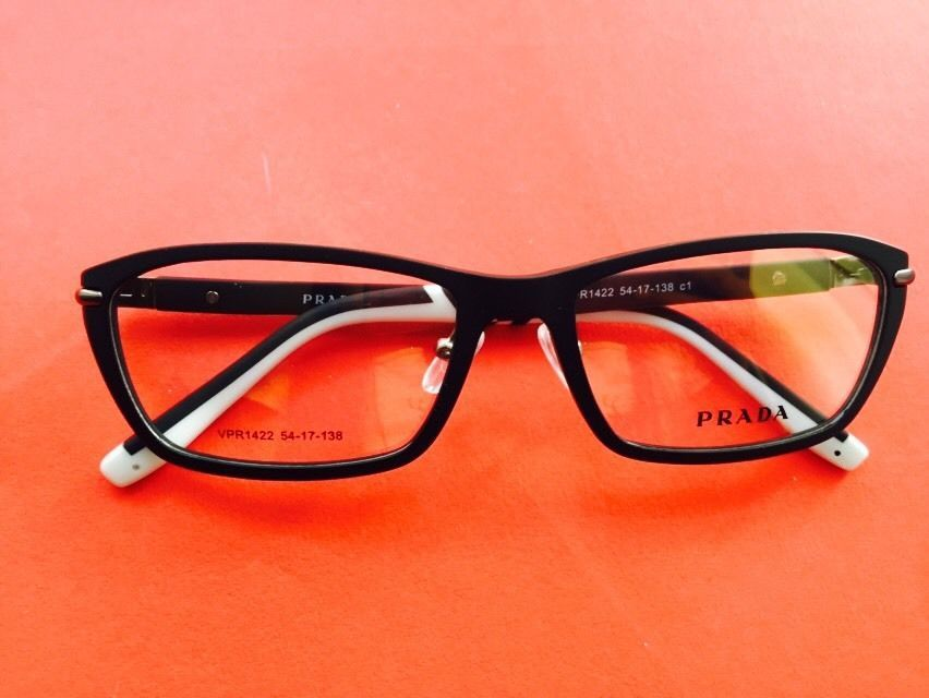 ed8eddd3490a PRADA SPORTS VPS 1422 Eyewear RX Optical Eyeglasses FRAMES(offer for today )
