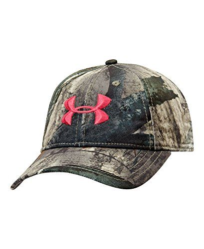 a682ef37bce Under Armour Women s UA Camo Hat One Size Fits All Mossy Oak Treestand Under  Armour http