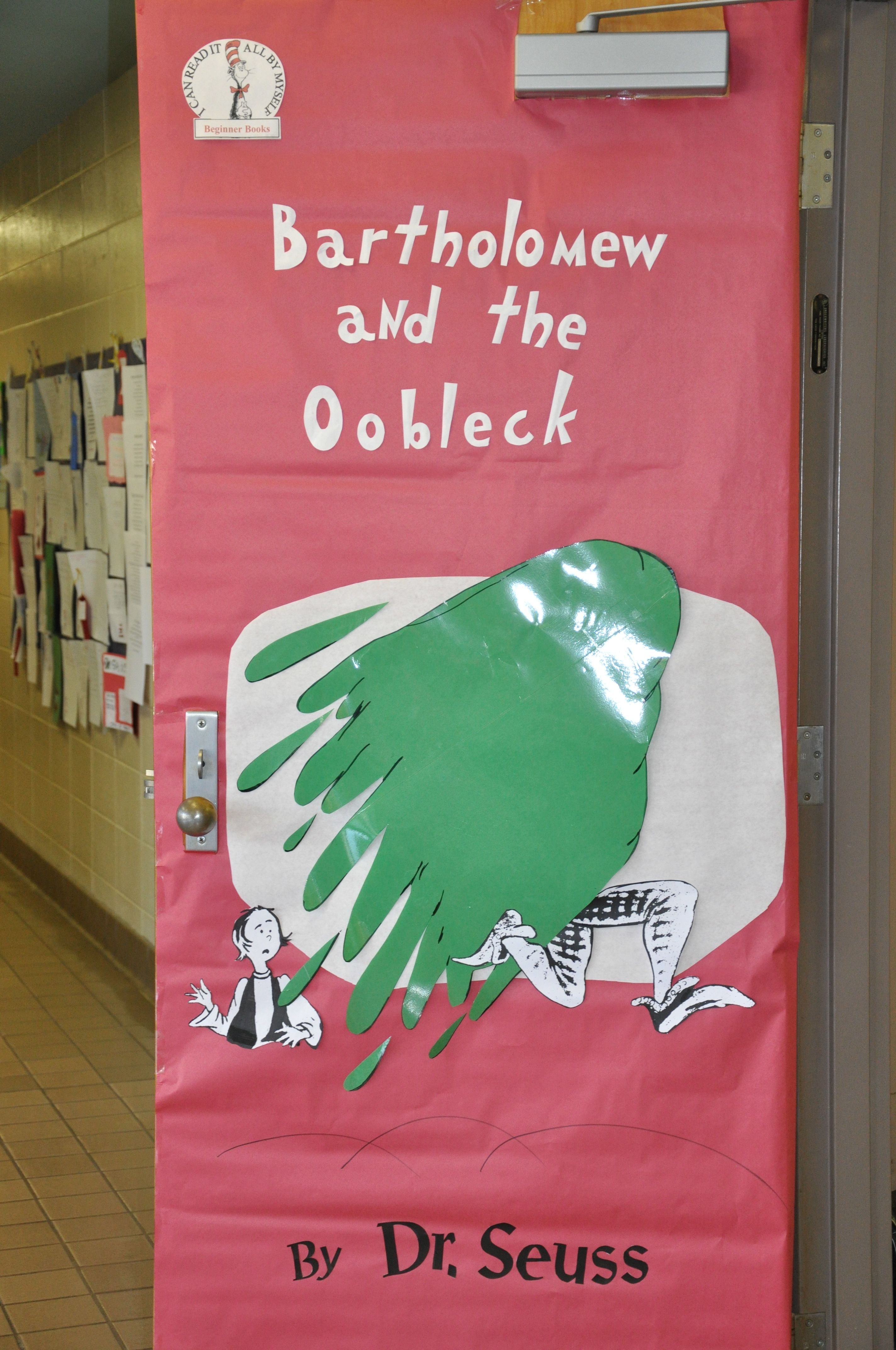 Bartholomew And The Oobleck Read Across America Pinterest