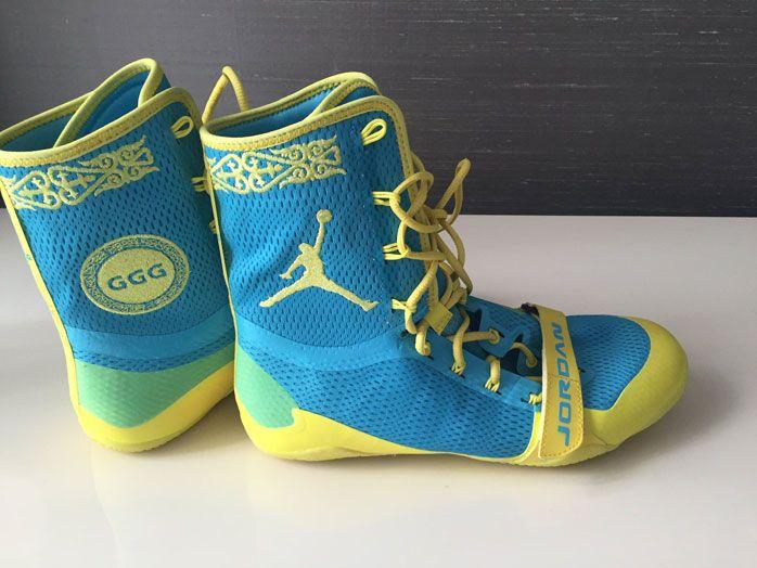 Golovkin Nike Shoes
