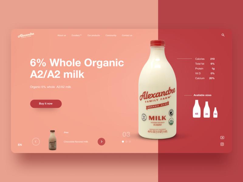 organic game buy milk a