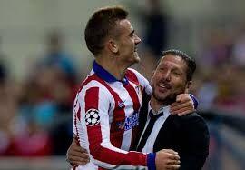 PRINCEPALACE: Griezmann And Simeone named LA liga bests
