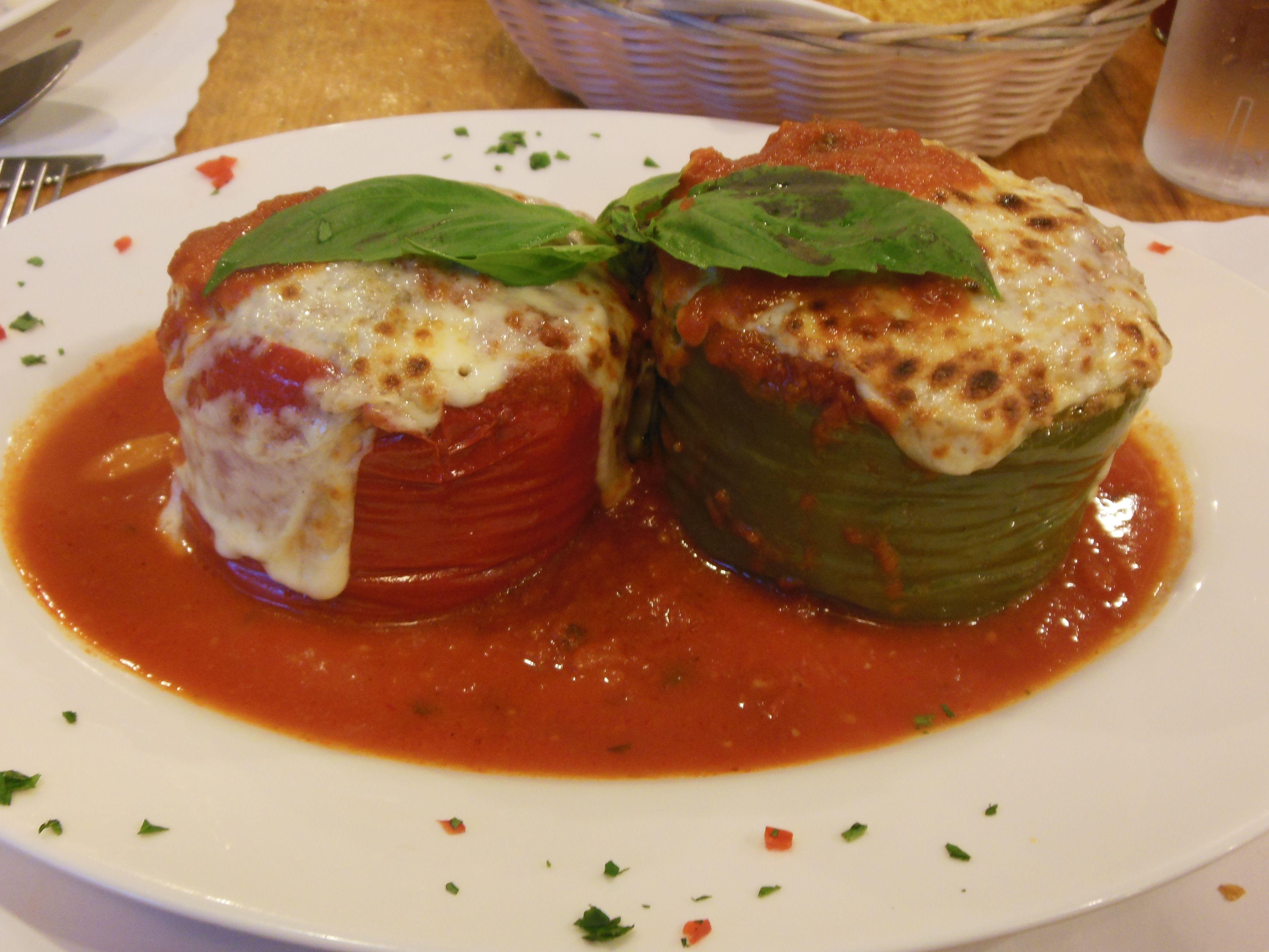 Ritz Diner Livingston Nj Stuffed Peppers