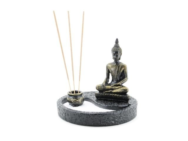 t jardin zen buda negro iluminarte velas y shaumerios u rubro fuentes de