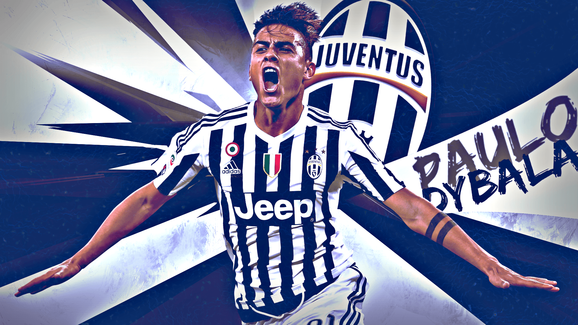 Paulo Dybala Juventus Wallpaper Hd Wallpaper Juventus Wallpapers