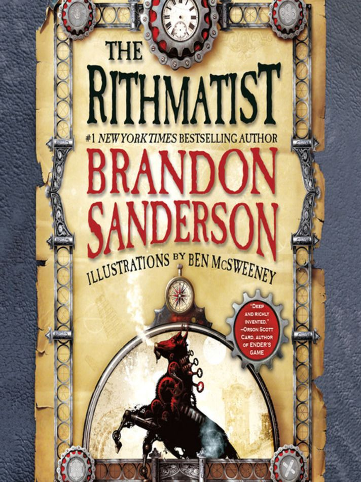 The Rithmatist The Rithmatist Series, Book 1 Audio