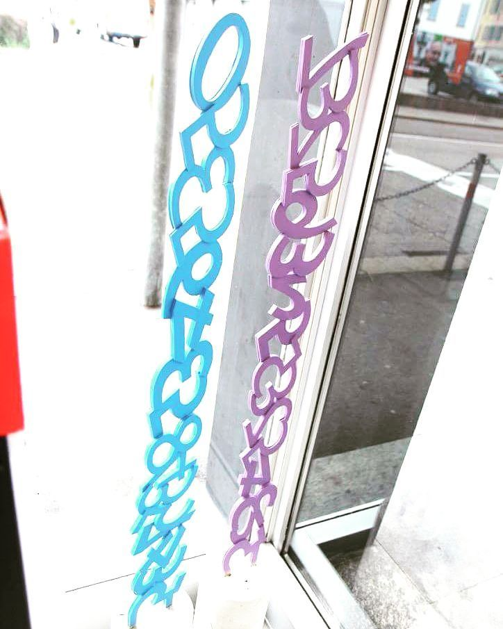 """Presso il nostro negozio è possibile visitare la mostra """"La tridimensionalità dei numeri"""". L'artista Paolo Grassi mette in esposizione parte del suo progetto From """"0"""" to Infinity. Potete venire a farci visita dal lunedì al venerdì dalle 08:00 alle 12:00 e dalle 13:30 alle 17:30 ingresso gratuito. Vi aspettiamo numerosi!  Le opere sono: Elemento 189 5234 - 5237 Alluminio 2014  Elemento 212 5347 - 5350 Alluminio 2014  #paloaltoartexhibit #paloalto #3d #3dprinting #printing #art #arte #numbers…"""