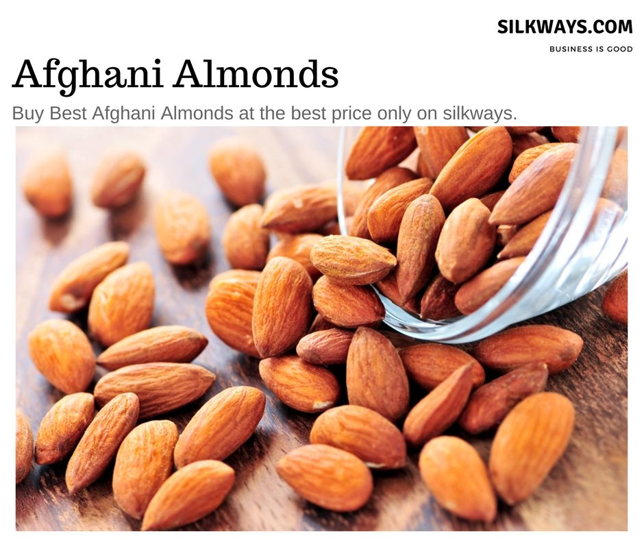 Pin by shams Auobi on silkways product | Almond, Healthy