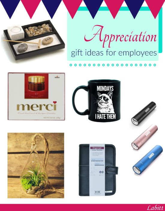 Employee Appreciation Day - Thank You Gifts for Your Awesome Staff