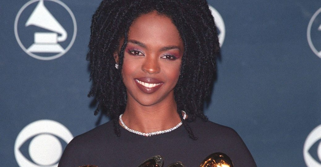 lauryn hill, the miseducation of lauryn hill, grammy awards, black history, black women musicians