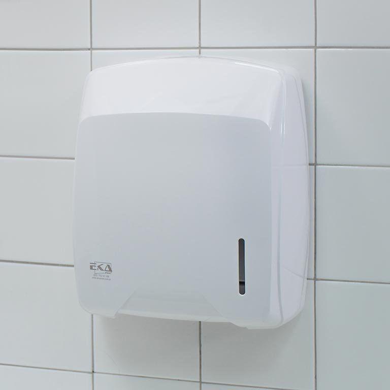 Podajnik Do Recznikow Papierowych W Skladce Salamanka Ekaplast Pomisci Do 400 Sztuk Okienko Rewizyjne Ulatwiajace Kontrole Ilosci Zuzytych Bathtub Bathroom