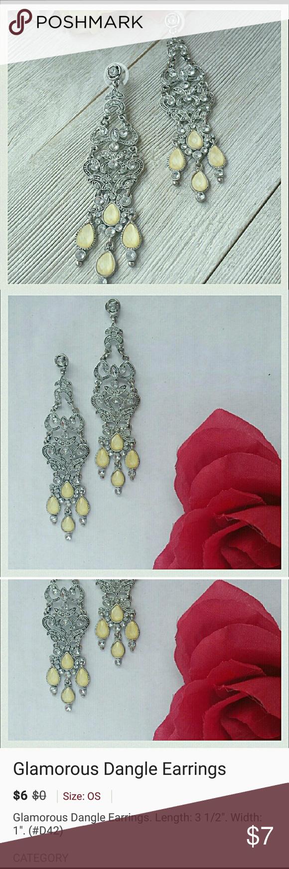 Glamor Chandelier earrings | Chandelier earrings, Customer support ...