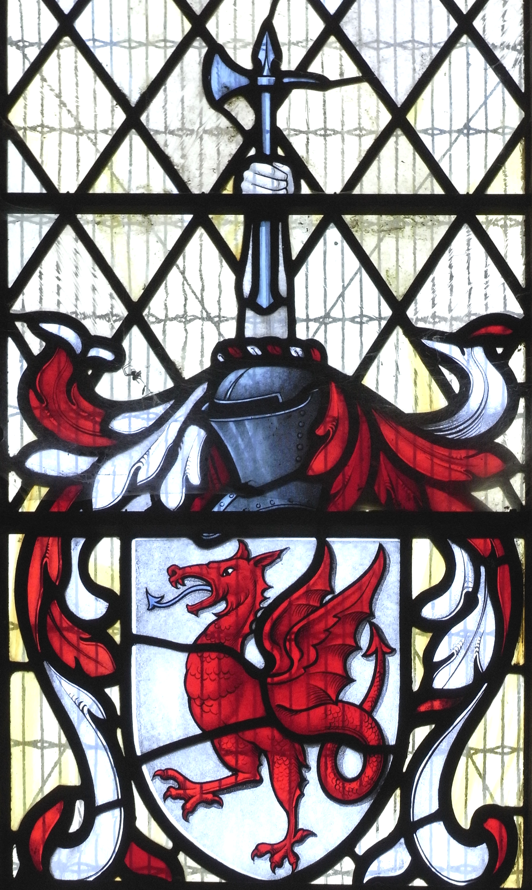 Armorials Of The Drake Family Of Ash In The Parish Of Musbury Devon Argent A Wyvern Wings Displayed And Tail N Stained Glass Tattoo Coat Of Arms Sir Francis