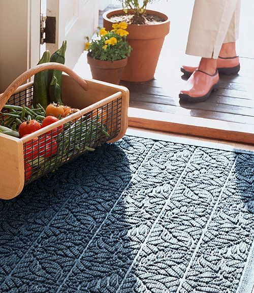 L L Bean Free Shipping 100 Guaranteed Ranked Highest Customer Satisfaction Among Online Apparel Retailers By J D Power And A Home Rugs Entry Mats Leaf Pattern