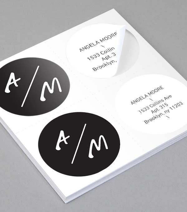 Sticker designs moo united states