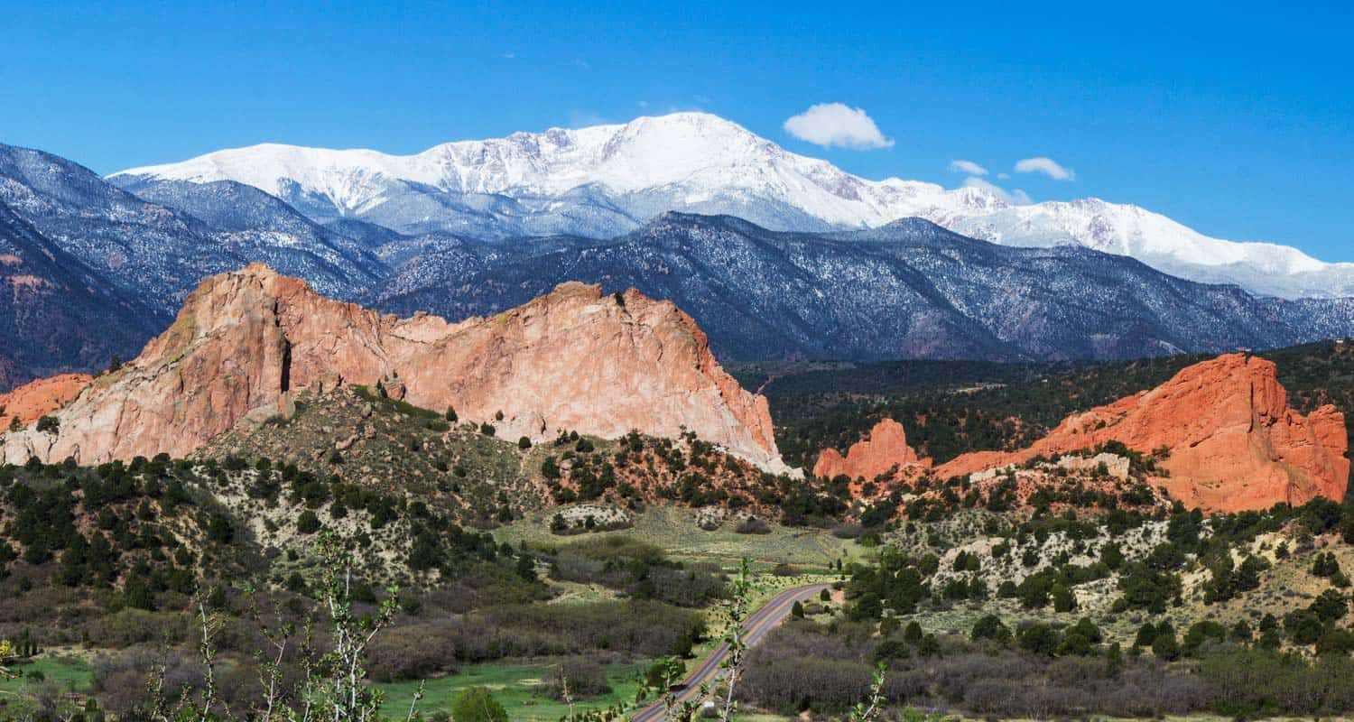 Explore 6 Hiking Trails in Garden of the Gods. Review the