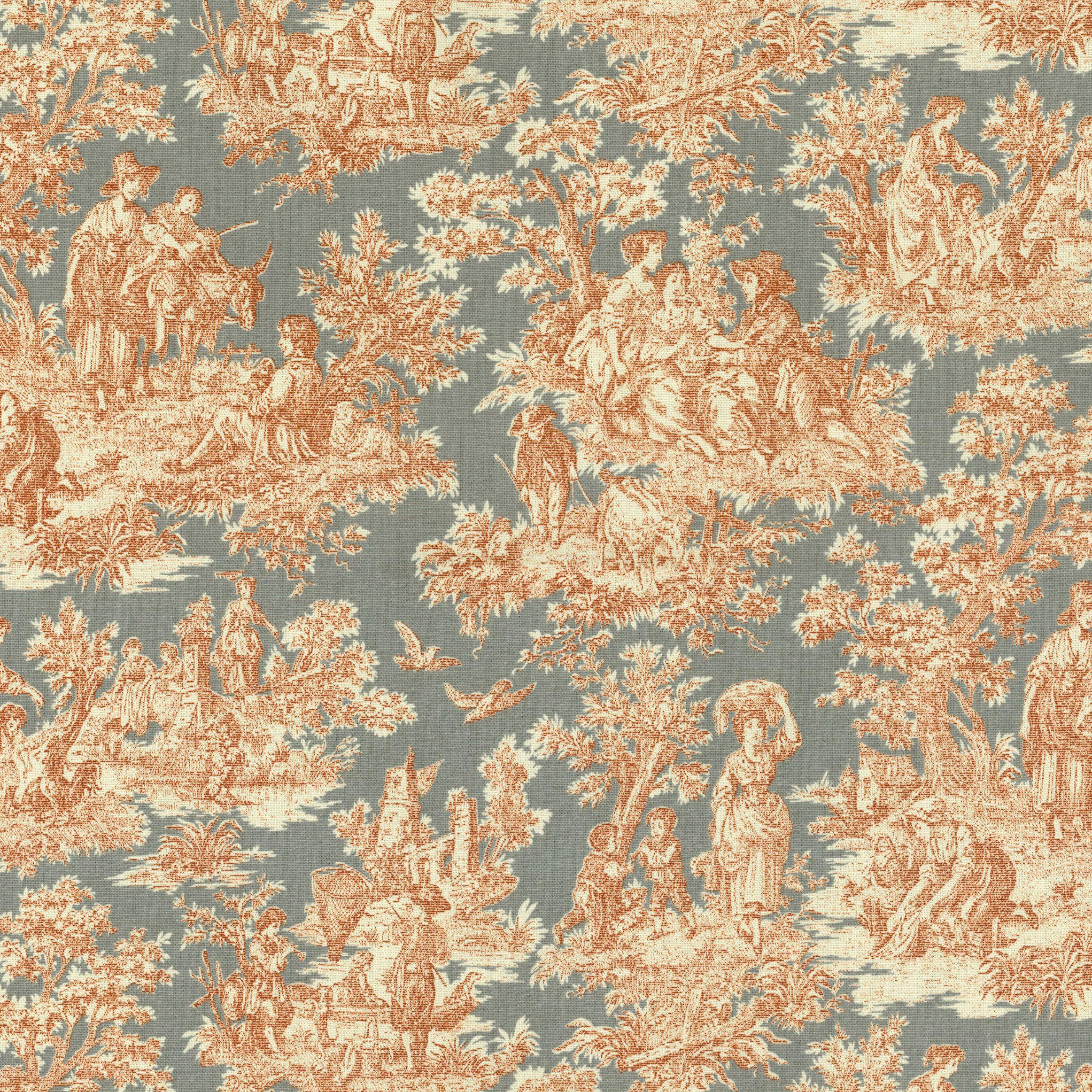 Home Decor Print Fabric Pkl Rustic Life Terracottahome Decor Print