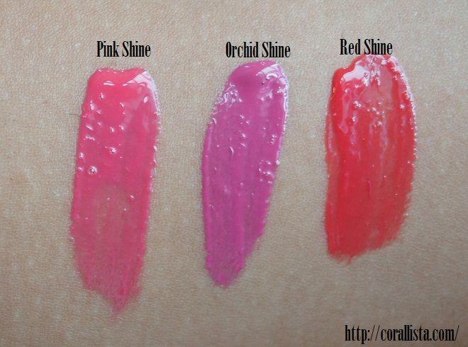 Lakme Absolute Plump Shine Lipgloss New Shades Lip Gloss