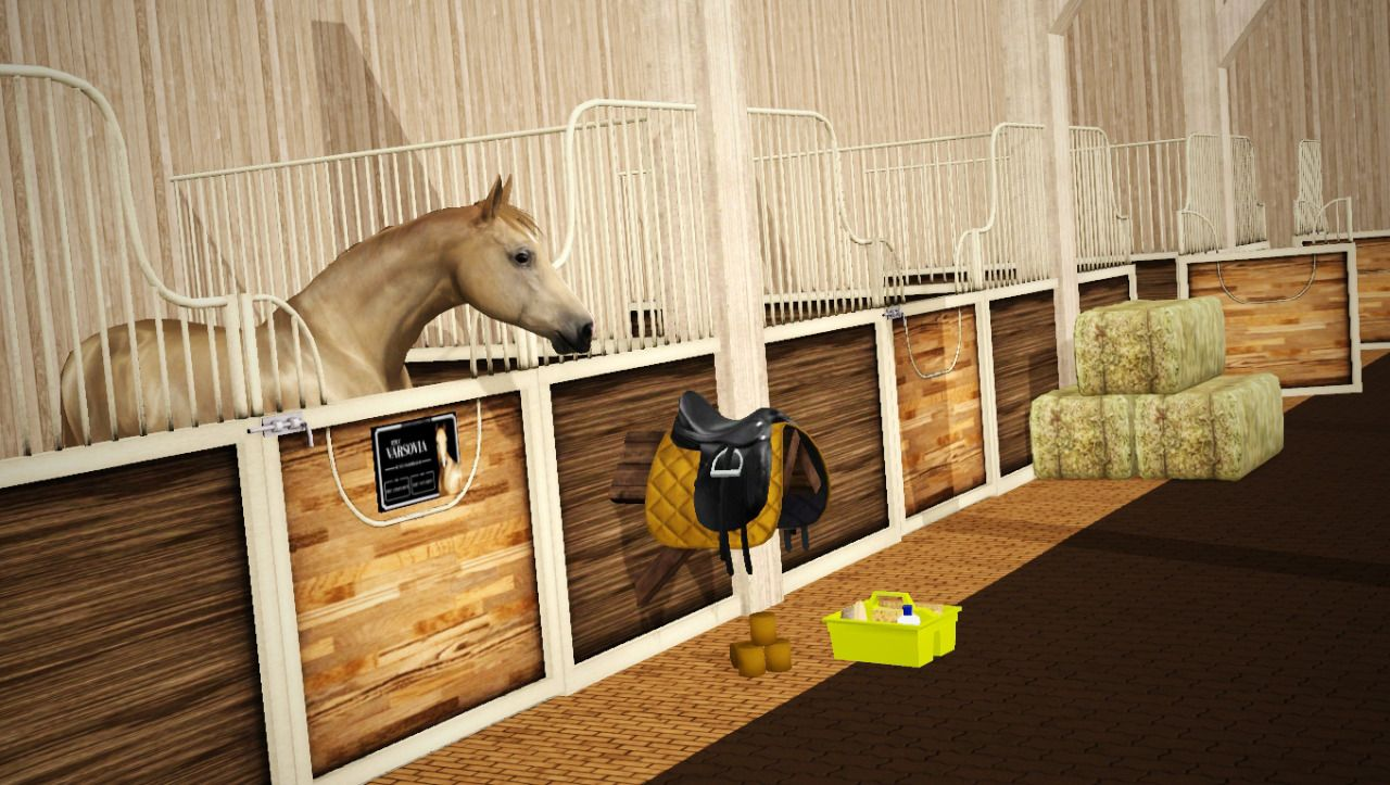 Varsovia And The New Custom Stall 07 Download Sims 3