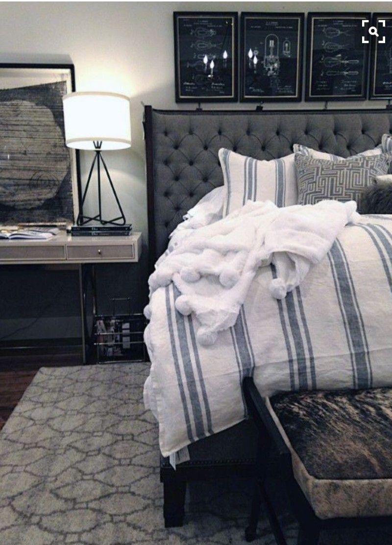 15 Erstaunliche Schlafzimmer Designs Für Männer | Schlafzimmer Design 2018  | Pinterest | Bedroom, Bedroom Decor Und Interior Design