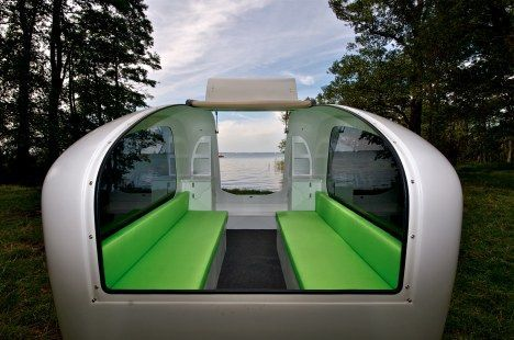 Small Boat C&ing Look at these great conversion tents. They are really cool . & Small Boat Camping Look at these great conversion tents. They are ...