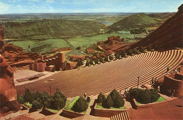 Red rocks amphitheater quite amazing unforgettable places i have visited pinterest - Gloriette fer smeden ...