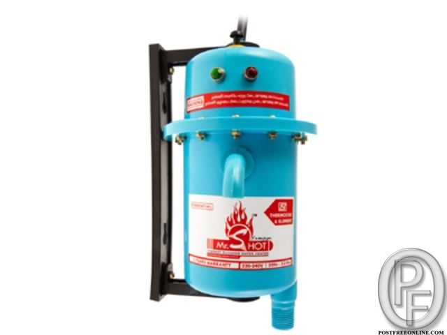 Mr Shot Instant Water Heater Instant Water Heater Fire