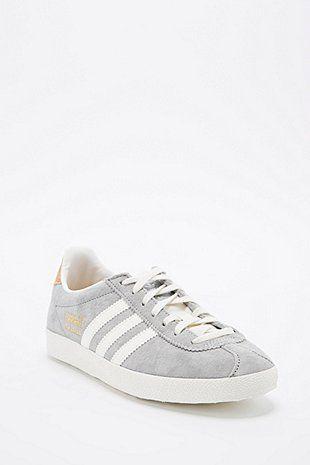 adidas Gazelle Suede Trainers in Grey