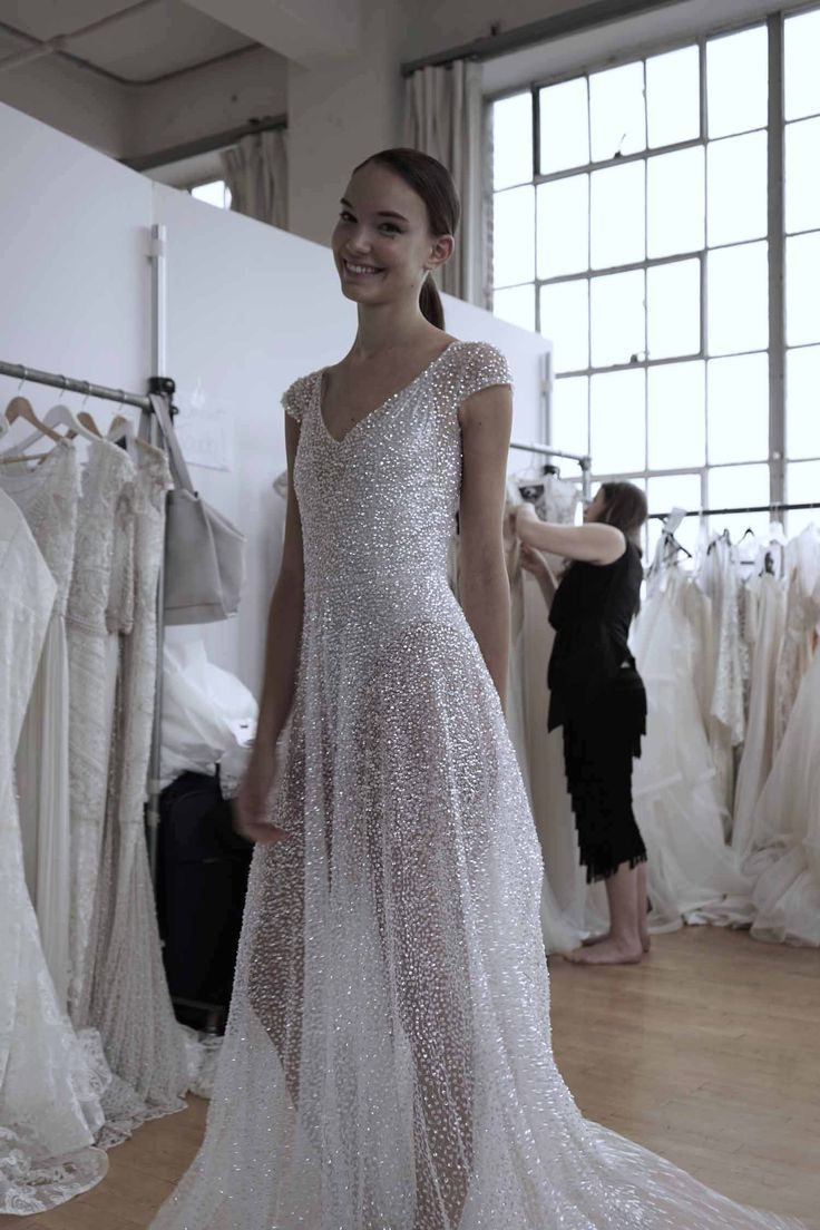 NYBW One Fine Day Runway | Anna Campbell | Sydney Dress | Wedding ...