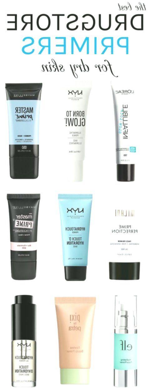 The Best Drugstore Primers For Dry Skin | Primer for dry ...