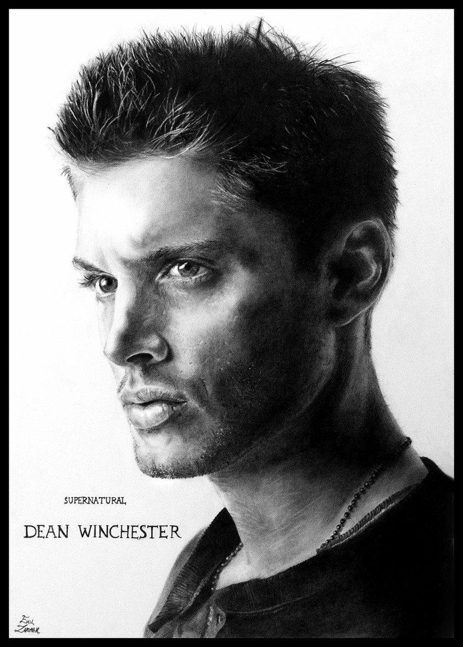 .:: Dean Winchester ::. by ~Emdigin on deviantART