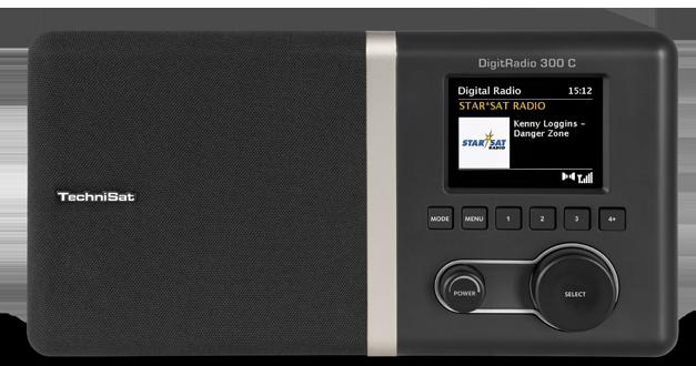 Terris Küchenradio ~ Technisat digitradio 300c incl. dab gesamt dab empfänger