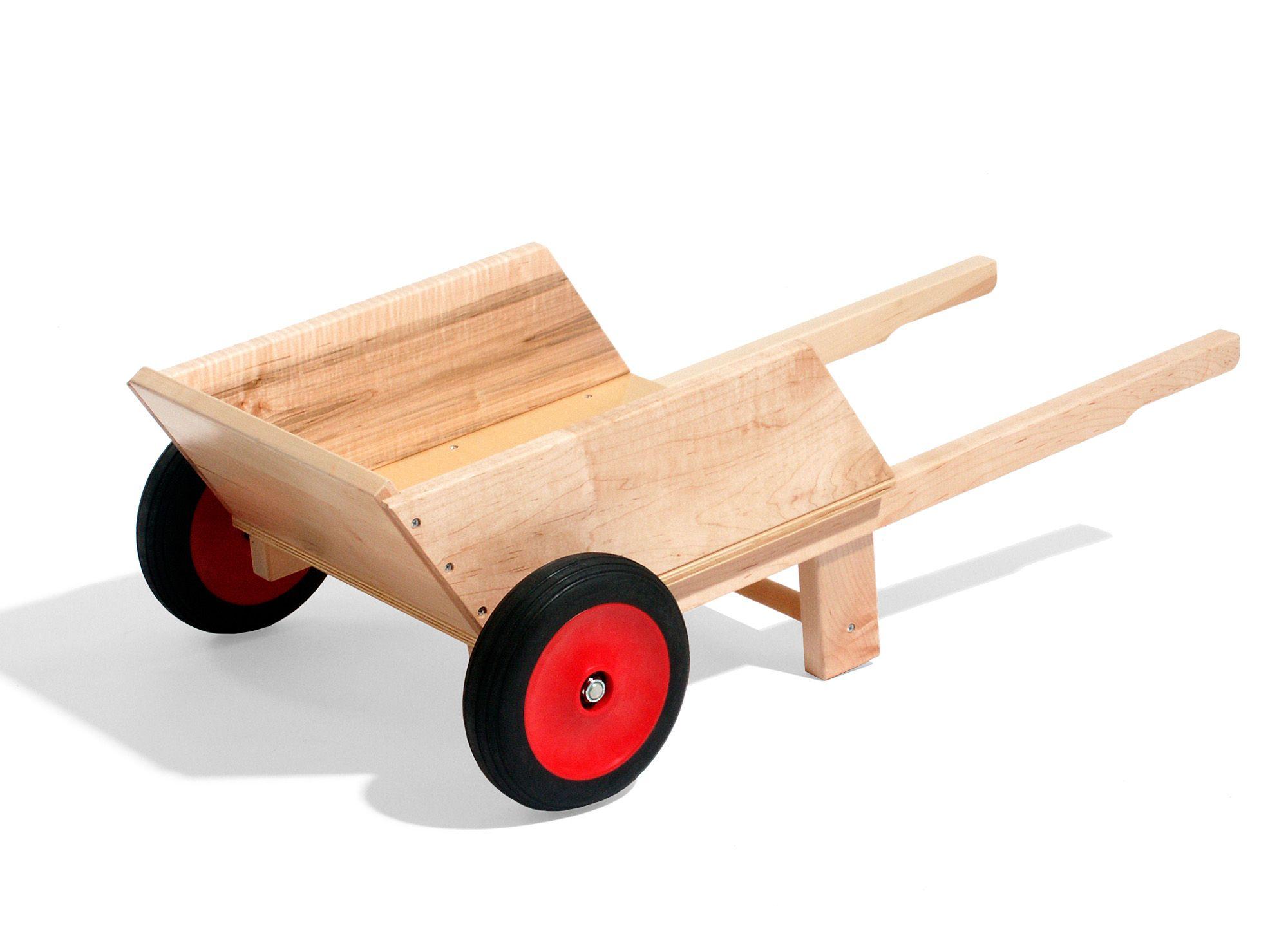 Community Playthings | Childsize wheelbarrow | Wooden
