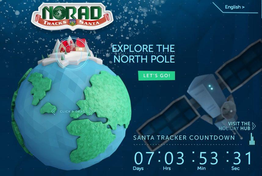 4 of the best Santa apps for kids Santa tracker, Santa