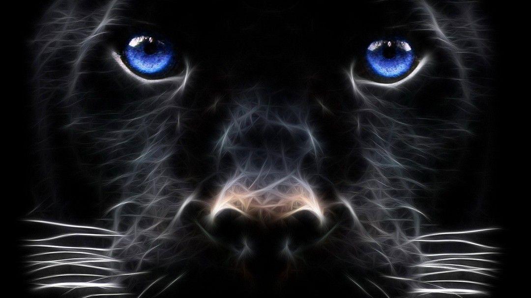 Black Panther Face Hd Desktop Wallpapers 4k Hd Drawing Pinterest