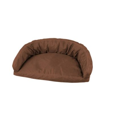 Carolina Pet Company Luxury Pillow Top Mattress Pet Bed in Chocolate #pillowtopmattress